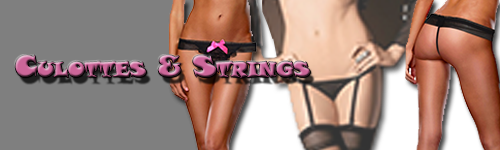 Culottes & Strings